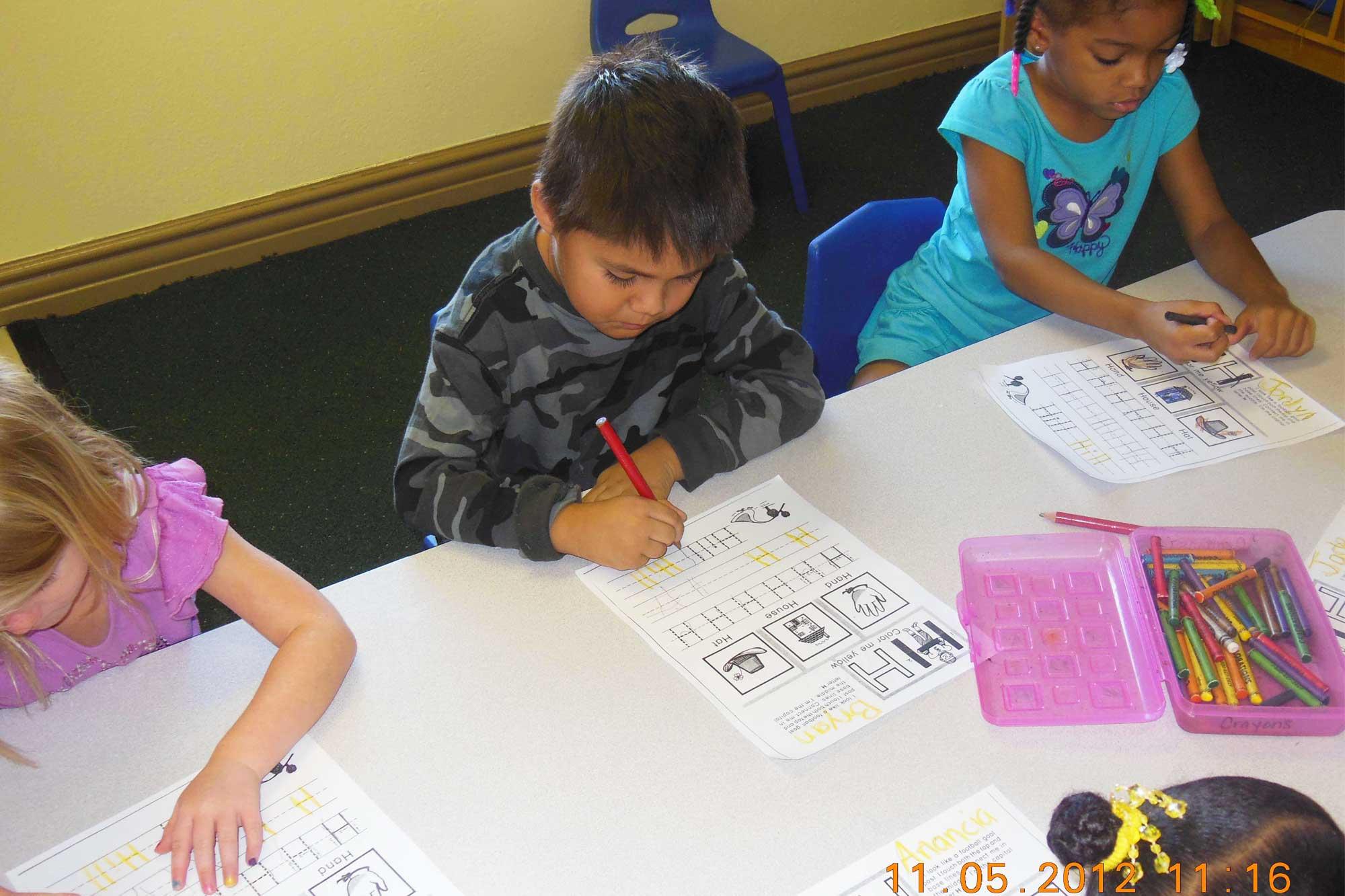 Preschool in Riverside