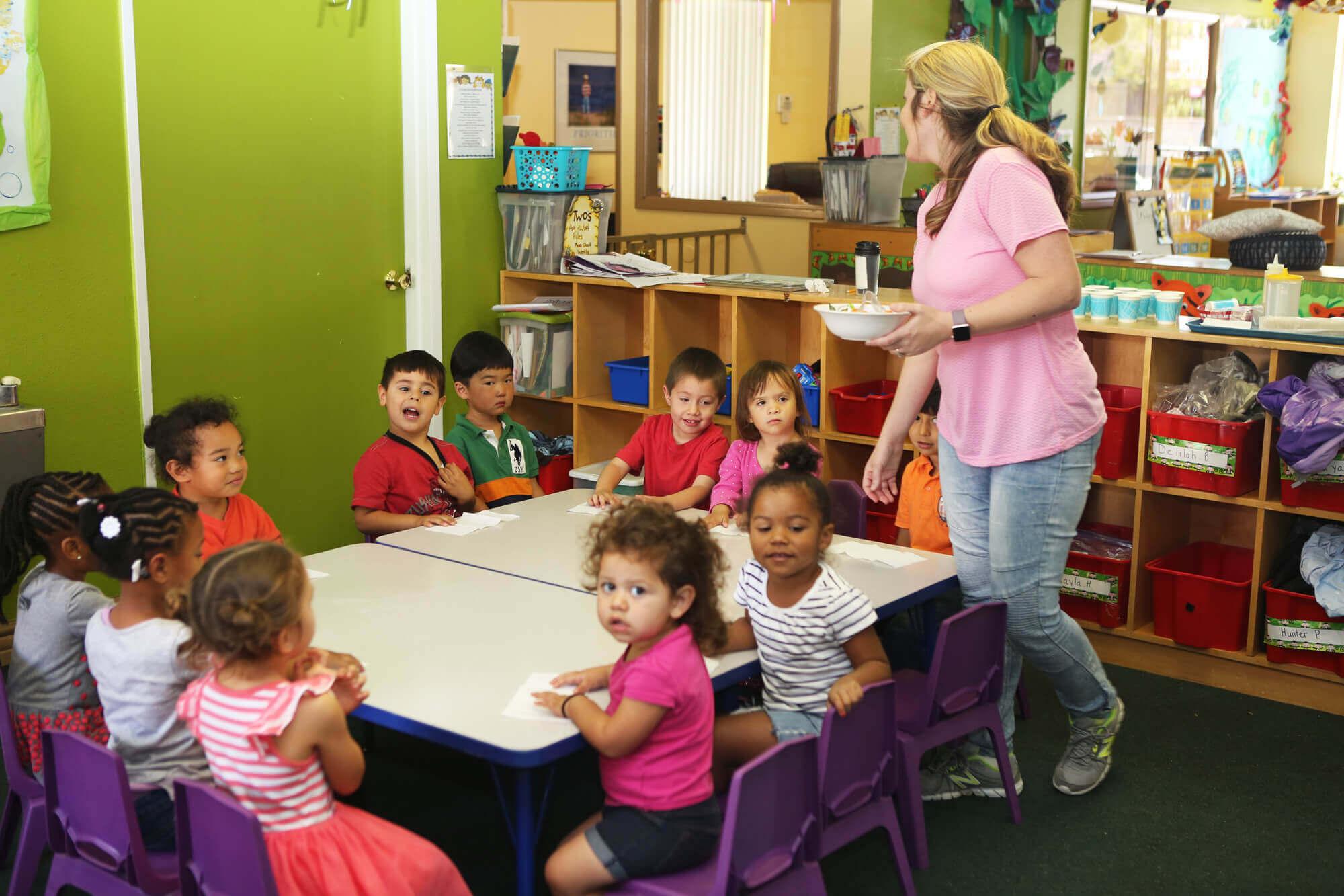 Sierra Preschool Teachers